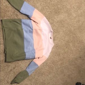 Champion multi-color sweatshirt
